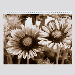 Flowers & Nature Wall Calendar