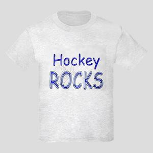 Hockey Rocks Kids Light T-Shirt