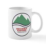 IE Logo 11 oz Ceramic Mug