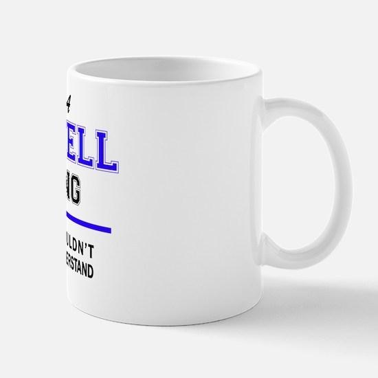 Unique Newell Mug