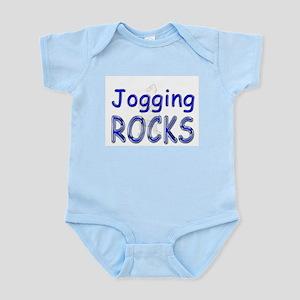 Jogging Rocks Infant Bodysuit