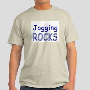 Jogging Rocks Light T-Shirt