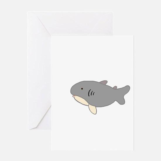 Hans/SharkeeB Greeting Cards