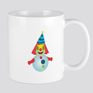 Clown Base Mugs