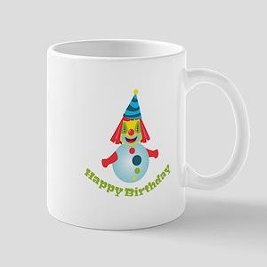 ClownHappyBirthday Mugs