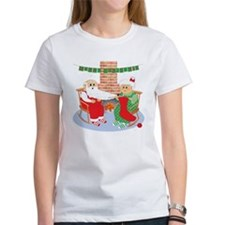 A Froggy Christmas! T-Shirt