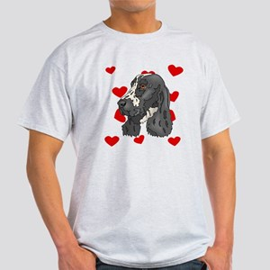 Springer Spaniel Love T-Shirt