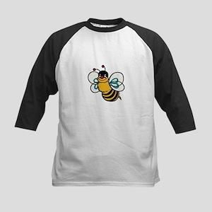CUTE BEE Baseball Jersey