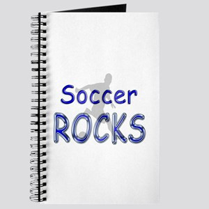 Soccer Rocks Journal