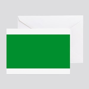 Libya Flag Greeting Cards (Pk of 10)