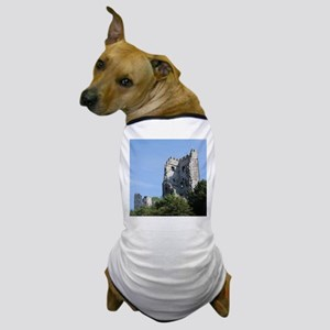 Historic Drachenfels Dog T-Shirt