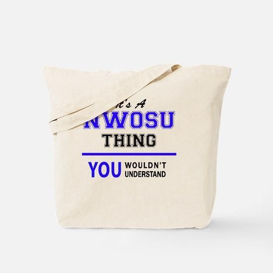 Cute Nwosu Tote Bag