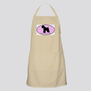Soft Coated Wheaton Terrier ( BBQ Apron