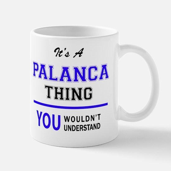 Cute Palanca Mug