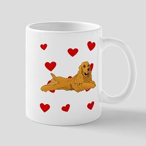 Cocker Spaniel Love Mugs