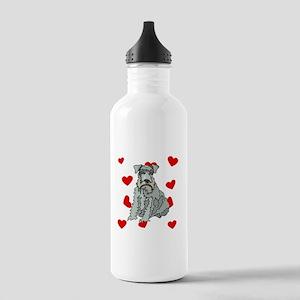 Kerry Blue Terrier Love Water Bottle