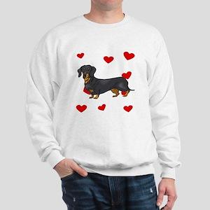 Dachshund Love Sweatshirt