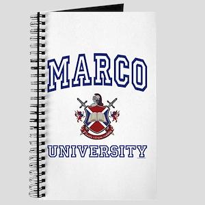 MARCO University Journal
