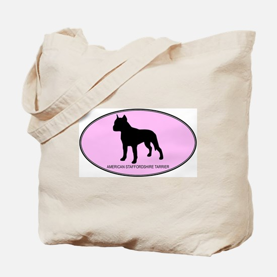American Staffordshire Tarrie Tote Bag