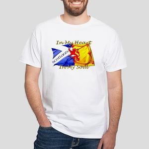 Scotland In My Hear T-Shirt