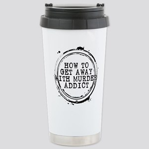 How to Get Away with Murder Addict Stamp Large Mug