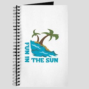 FUN IN THE SUN CORNER Journal