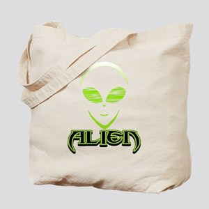 New Alien Lime 2 Tote Bag