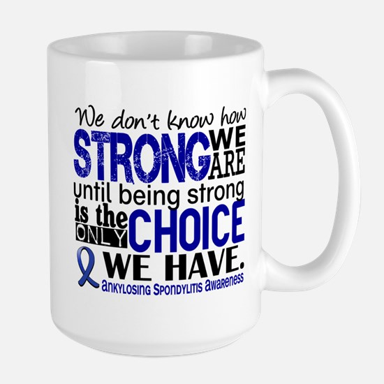AS HowStrongWeAre Large Mug