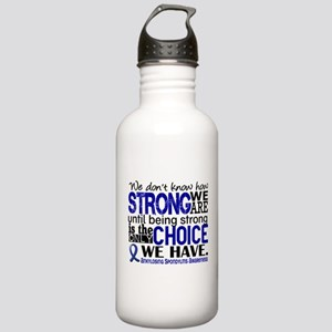 AS HowStrongWeAre Stainless Water Bottle 1.0L