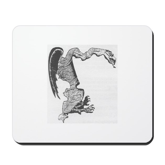 gerrymander jewelry the original gerrymander mousepad by polidata 7349