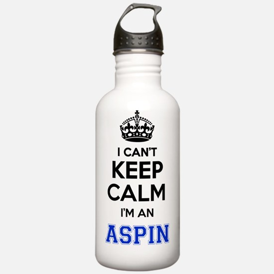Unique Aspin Water Bottle