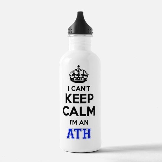 Cute Ath Water Bottle