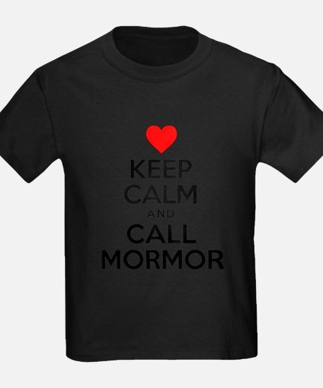 Keep Calm Call Mormor T-Shirt