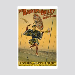 BARNUM AND BAILEY JAPAN poster 11x17