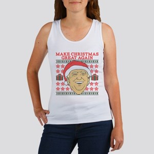 Make Christmas Great Again Women's Tank Top
