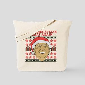 Make Christmas Great Again Tote Bag