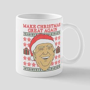 Make Christmas Great Again 11 oz Ceramic Mug