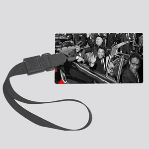 Red Carpets Large Luggage Tag