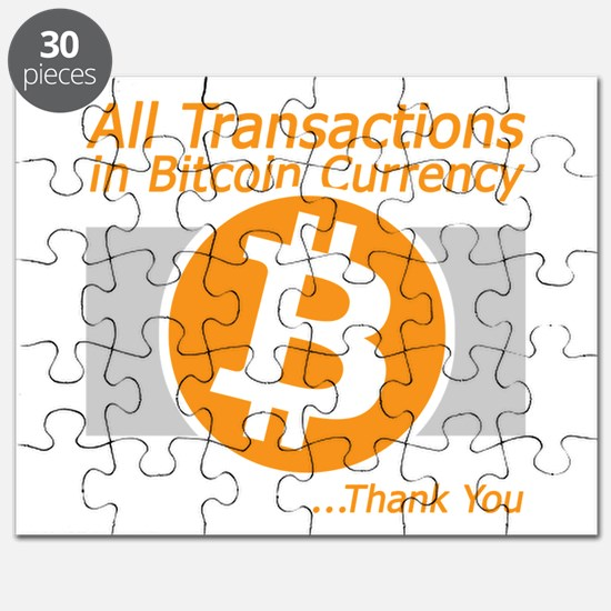 All Transactions in Bitcoin Currency Puzzle