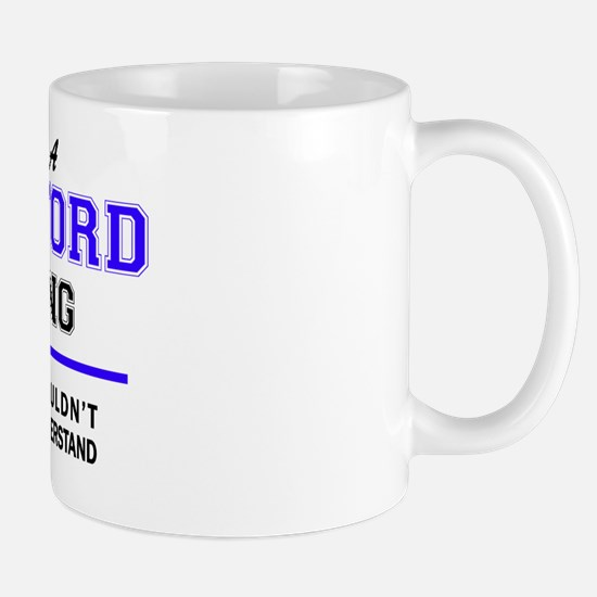 Cute Radford Mug