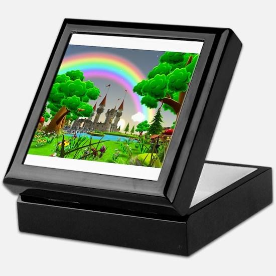 Fairytale Keepsake Box