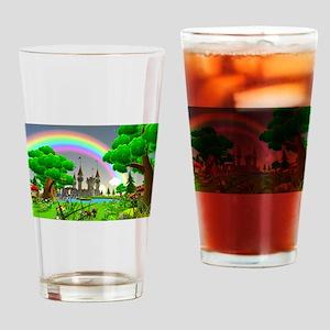 Fairytale Drinking Glass