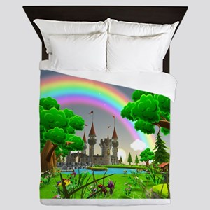 Fairytale Queen Duvet