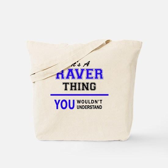 Cute Raver Tote Bag