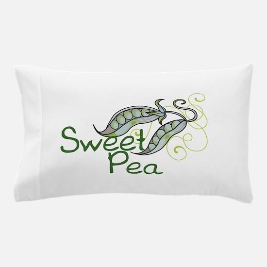 SWEET PEA Pillow Case