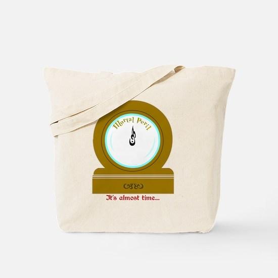 Molly's Clock Tote Bag