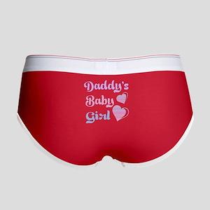 Daddy's Baby Girl Women's Boy Brief