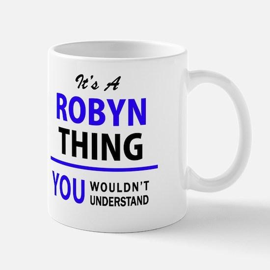 Unique Robyn Mug