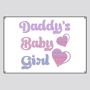 baby girl banners cafepress
