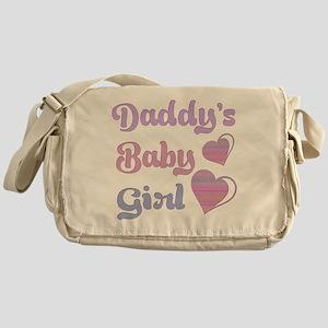 Daddy's Baby Girl Messenger Bag